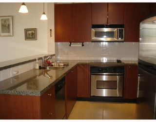 """Photo 5: 603 4132 HALIFAX Street in Burnaby: Central BN Condo for sale in """"MARQUIS GRANDE"""" (Burnaby North)  : MLS®# V655206"""