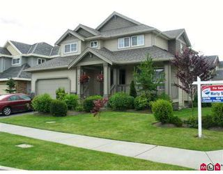 "Photo 1: 16654 63A Avenue in Surrey: Cloverdale BC House for sale in ""Clover Ridge"" (Cloverdale)  : MLS®# F2717287"
