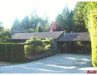"""Photo 1: 12755 23RD Avenue in White_Rock: Crescent Bch Ocean Pk. House for sale in """"Ocean Park"""" (South Surrey White Rock)  : MLS®# F2719832"""