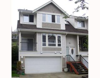 "Photo 1: 14 23233 KANAKA Way in Maple_Ridge: Cottonwood MR Townhouse for sale in ""RIVERWOODS"" (Maple Ridge)  : MLS®# V670459"