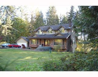 Photo 1: 12470 BLUE MOUNTAIN CR in Maple Ridge: House for sale : MLS®# V741898