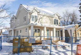 Main Photo: 10988 74 Avenue in Edmonton: Zone 15 House Half Duplex for sale : MLS®# E4187646