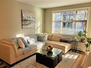 "Photo 2: 108 19936 56 Avenue in Langley: Langley City Condo for sale in ""Bearing Pointe"" : MLS®# R2442185"