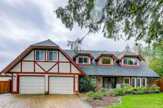 Photo 1: 14 SHERWOOD Place in Delta: Tsawwassen East House for sale (Tsawwassen)  : MLS®# R2450764