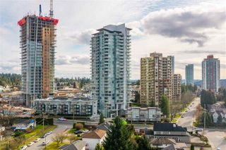 "Photo 1: 1602 520 COMO LAKE Avenue in Coquitlam: Coquitlam West Condo for sale in ""Crown"" : MLS®# R2450981"