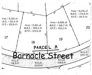 Main Photo: PARCEL A BARNACLE Street in Sechelt: Sechelt District Land for sale (Sunshine Coast)  : MLS®# R2482902