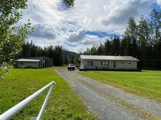 Photo 1: 16465 E PERRY Road in Prince George: Giscome/Ferndale House for sale (PG Rural East (Zone 80))  : MLS®# R2491643