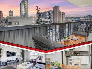 Main Photo: 701 1107 15 Avenue SW in Calgary: Beltline Apartment for sale : MLS®# A1062833