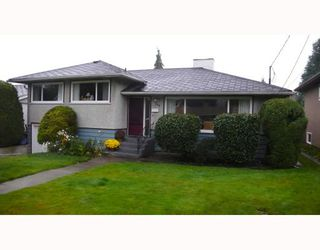 Main Photo: 320 BLACKMAN Street in New_Westminster: GlenBrooke North House for sale (New Westminster)  : MLS®# V672451