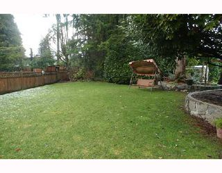 Photo 9: 2536 BRONTE Drive in North_Vancouver: Blueridge NV House for sale (North Vancouver)  : MLS®# V681757