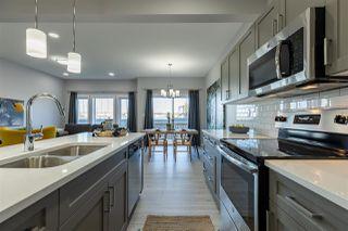 Photo 5: 4058 Kinsella Way in Edmonton: Zone 56 House Half Duplex for sale : MLS®# E4184071