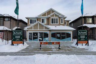 Main Photo: 4058 Kinsella Way in Edmonton: Zone 56 House Half Duplex for sale : MLS®# E4184071