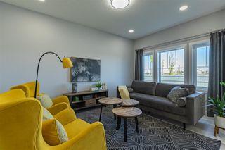 Photo 9: 4058 Kinsella Way in Edmonton: Zone 56 House Half Duplex for sale : MLS®# E4184071