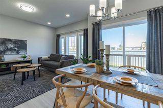 Photo 13: 4058 Kinsella Way in Edmonton: Zone 56 House Half Duplex for sale : MLS®# E4184071