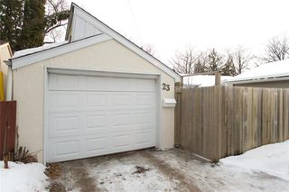 Photo 31: 23 Hemlock Place in Winnipeg: Norwood Flats Residential for sale (2B)  : MLS®# 202005194