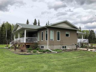 Photo 1: 621041 RR 225: Rural Athabasca County House for sale : MLS®# E4200641
