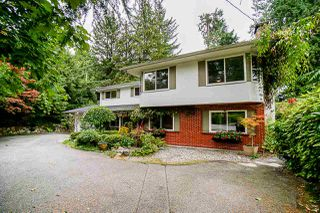 Main Photo: 4228 CAPILANO Road in North Vancouver: Canyon Heights NV House for sale : MLS®# R2493281