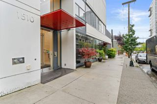 """Photo 24: 301 1510 W 6TH Avenue in Vancouver: Fairview VW Condo for sale in """"THE ZONDA"""" (Vancouver West)  : MLS®# R2505016"""