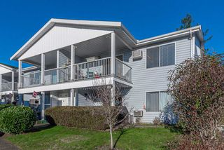 """Main Photo: 207 32691 GARIBALDI Drive in Abbotsford: Central Abbotsford Townhouse for sale in """"Carriage Lane"""" : MLS®# R2529374"""