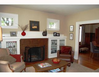 """Photo 2: 556 W 17TH Avenue in Vancouver: Cambie House for sale in """"DOUGLAS PARK"""" (Vancouver West)  : MLS®# V793976"""