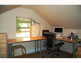 """Photo 8: 556 W 17TH Avenue in Vancouver: Cambie House for sale in """"DOUGLAS PARK"""" (Vancouver West)  : MLS®# V793976"""