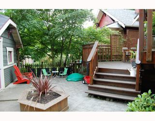 """Photo 10: 556 W 17TH Avenue in Vancouver: Cambie House for sale in """"DOUGLAS PARK"""" (Vancouver West)  : MLS®# V793976"""