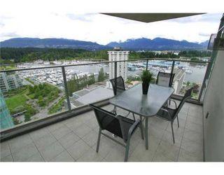 Photo 1: # 2001 1616 BAYSHORE DR in Vancouver: Condo for sale : MLS®# V846656