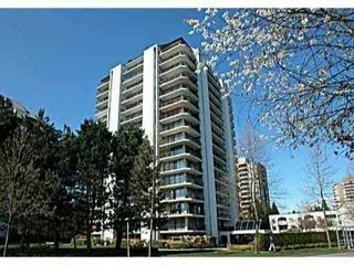 "Photo 1: # 1007 6455 WILLINGDON AV in Burnaby: Metrotown Condo for sale in ""PARKSIDE MANOR"" (Burnaby South)  : MLS®# V912923"