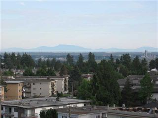 "Photo 3: # 1007 6455 WILLINGDON AV in Burnaby: Metrotown Condo for sale in ""PARKSIDE MANOR"" (Burnaby South)  : MLS®# V912923"