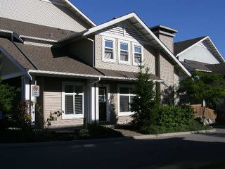 "Photo 1: 67 7179 201ST Street in Langley: Willoughby Heights Townhouse for sale in ""DENIM"" : MLS®# F2723501"