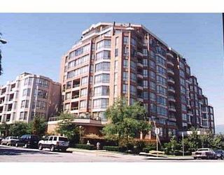 """Photo 1: 905 2201 PINE Street in Vancouver: Fairview VW Condo for sale in """"MERIDIAN COVE"""" (Vancouver West)  : MLS®# V685049"""