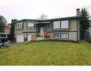 Photo 1: 12302 FLETCHER Street in Maple_Ridge: East Central House for sale (Maple Ridge)  : MLS®# V688409
