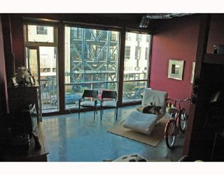 "Photo 3: 205 228 E 4TH Avenue in Vancouver: Mount Pleasant VE Condo for sale in ""THE WATERSHED"" (Vancouver East)  : MLS®# V692857"