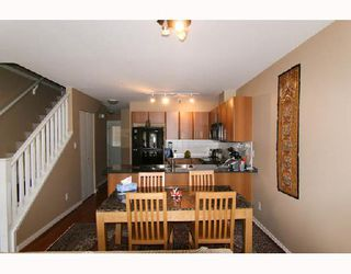 """Photo 4: 210 2780 ACADIA Road in Vancouver: University VW Townhouse for sale in """"LIBERTA"""" (Vancouver West)  : MLS®# V704223"""