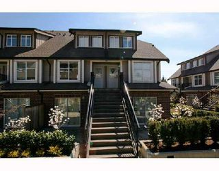 """Photo 1: 210 2780 ACADIA Road in Vancouver: University VW Townhouse for sale in """"LIBERTA"""" (Vancouver West)  : MLS®# V704223"""