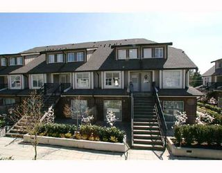 """Photo 2: 210 2780 ACADIA Road in Vancouver: University VW Townhouse for sale in """"LIBERTA"""" (Vancouver West)  : MLS®# V704223"""