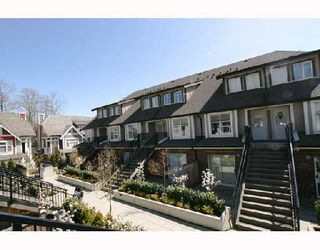 """Photo 3: 210 2780 ACADIA Road in Vancouver: University VW Townhouse for sale in """"LIBERTA"""" (Vancouver West)  : MLS®# V704223"""