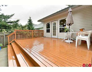 """Photo 9: 20947 44TH Avenue in Langley: Brookswood Langley House for sale in """"Uplands/Brookswood"""" : MLS®# F2813849"""
