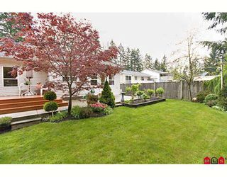 """Photo 10: 20947 44TH Avenue in Langley: Brookswood Langley House for sale in """"Uplands/Brookswood"""" : MLS®# F2813849"""