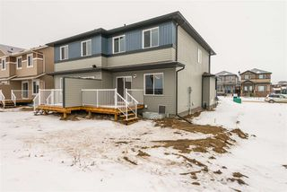 Photo 33: 712 Berg Loop: Leduc House Half Duplex for sale : MLS®# E4175752
