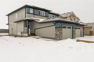 Photo 1: 712 Berg Loop: Leduc House Half Duplex for sale : MLS®# E4175752