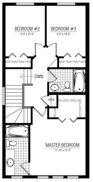 Photo 30: 712 Berg Loop: Leduc House Half Duplex for sale : MLS®# E4175752