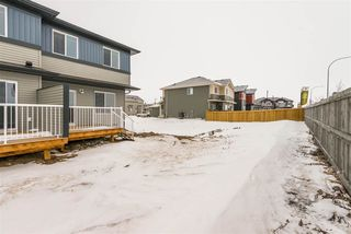 Photo 34: 712 Berg Loop: Leduc House Half Duplex for sale : MLS®# E4175752