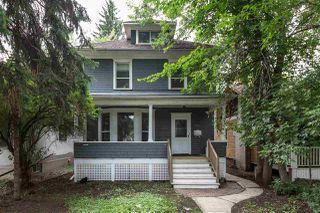 Photo 1: 10821 84 Avenue in Edmonton: Zone 15 House for sale : MLS®# E4182438