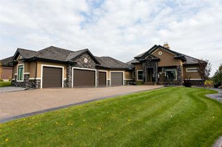 Photo 1: 52 PINNACLE Way: Rural Sturgeon County House for sale : MLS®# E4191436