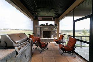 Photo 43: 52 PINNACLE Way: Rural Sturgeon County House for sale : MLS®# E4191436
