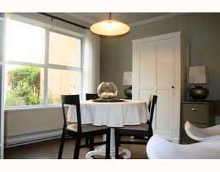 Photo 5: # 102 1128 6TH AV in New Westminster: Condo for sale : MLS®# V781012