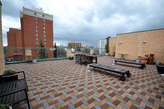 Photo 27: 501 10011 110 Street NW in Edmonton: Zone 12 Condo for sale : MLS®# E4192639