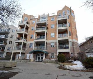 Photo 1: 501 10011 110 Street NW in Edmonton: Zone 12 Condo for sale : MLS®# E4192639