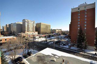 Photo 32: 501 10011 110 Street NW in Edmonton: Zone 12 Condo for sale : MLS®# E4192639
